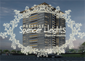 Prestige Spencer Heights - Central Banglore
